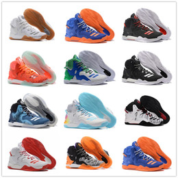 79cfdb734efb Hot Sale 2018 D Rose 7 Boost Men s Basketball Shoes for Top quality  Christmas Derrick Sports 7s VII Sports Training Sneakers Size 40-46 derrick  rose low ...