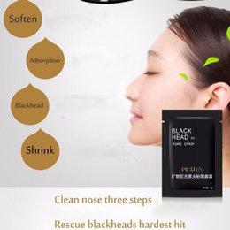 Wholesale Top Seller PILATEN Facial Minerals Conk Nose Blackhead Remover Mask Pore Cleanser Nose Black Head EX Pore Strip dhl free