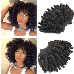Hairstyle Hairstyles For Short Permed Black Hair 2019