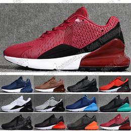 best authentic 6e7cc c512b Nike Air Max AirMax 27C Wholesale 270C Hommes Flair Triple Blanc Noir  marron 270 Nano Kpu Trainer Chaussures de course Femmes Entraînement 270C  Chaussures ...