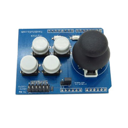 China SONOFF ITEAD 4 Buttons Game Rocking Bar Joystick Shield Compatible Expansion Board Game Controller Module supplier joystick board suppliers
