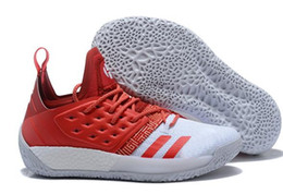 Basketball Sneakers Popular Canada - Harden Vol 2 Basketball Shoes,wholesale tumbled leather,Trainers sportswear full-length Shoes,mens Popular Running Sports training Sneakers