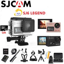 4k action camera 2019 - Original SJCAM SJ6 Legend Sports Camera 4K camera HD 2