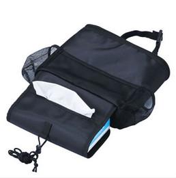$enCountryForm.capitalKeyWord UK - Multi Cooling Pocket Arrangement Bag Car Auto Cooler Bag Seat Organizer Back Seat Chair Styling Seat Cover Organiser Holder