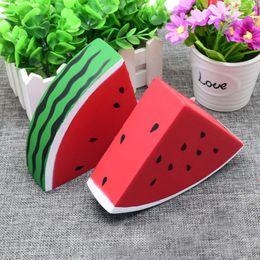 7f7136bae Squishy 15 CM Obst Wassermelone Jumbo Kawaii Squishy Langsam Steigende  Creme Duftende Dekompression Spielzeug Geschenk Geschenk Spaß Großhandel