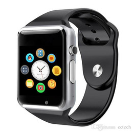 Discount smartphone firefox - A1 Smart Watch Bluetooth Smartwatch for IOS iPhone Samsung Xiaomi Huawei Oppo Vivo Android Phone Intelligent Clock Smart