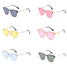 c9a714a7b02 Chic Sunglasses Fashion Ocean Lens Frame Sunglasses UV400 Brand Designer  Eyewear Decorative