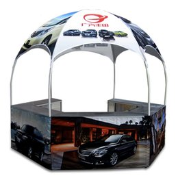 Racks Wheels Australia - Sublimation 3x3 Folding Marquee Dome Event Tent with White Coated Poles Multiple Tables Dye-Sublimation Graphics and Portable Wheeled Bag