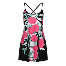 c91a3660c20 Sexy Plus Size Halter Tops UK - Feitong Tank Top Women 2018 Plus Size 5XL  Floral