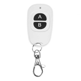Wireless Door Key Australia - ccessories Parts 315MHz 433MHz Waterproof 2 Keys Wireless Remote Control Fixed Rolling Code Remote Control for Electric Gate Door Light...