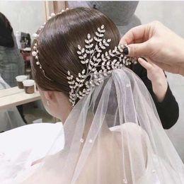 $enCountryForm.capitalKeyWord NZ - Bride jewelry temperament shape crown hoop bride wedding hair ornaments crown headdress New style
