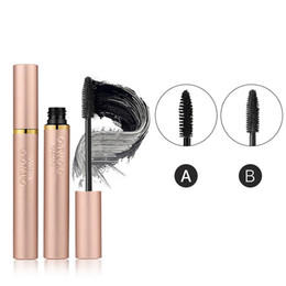 $enCountryForm.capitalKeyWord NZ - O.TWO.O 4d Silk Fiber Eyelash Mascara Waterproof Long Black Lash Eyelash Extension Eye Lashes Brush Eyes Makeup Easy To Wear Q41
