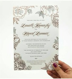 custom wedding invitations online print custom wedding invitations