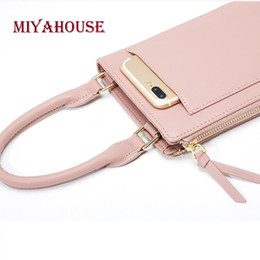 4bbbf63e0bc5 Miyahouse Luxury Candy Color Lady Purse Sweet Style PU Leather Wallet For  Female High Quality Wallet With Zipper For Women