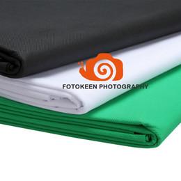 $enCountryForm.capitalKeyWord Australia - chroma key 1.5*3M 5 x10FT Photography Studio Non-woven Cloth Backdrop,Chroma Key Solid Color Fabric Background,Black White Green(optional)