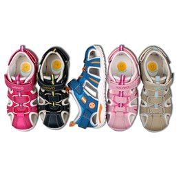 Sandals For Kids Canada - Summer Beach Kid Shoes Close Toe Sandals for Boy and Girls Toddler Sandals for 4-15 Years Old Kids