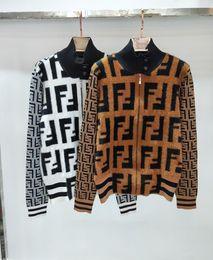 prints color 2018 - 910 2018 Brand Same Style Cardigan Regular Long Sleeve Crew Neck White Khaki Fashion Panelled Print Women Clothes QIAN c