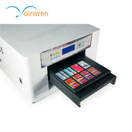 Printers business cards online shopping printers business cards digital uv printing machine a3 uv plastic card printer for business reheart Gallery