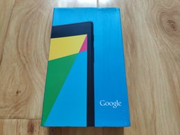 Wholesale Brand New Google Nexus nd Generation Tablet PC GB WiFi inch Black Original packaging in stock