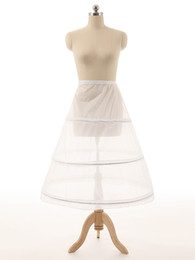 Venta caliente barata Enaguas Vestido de bola de la boda Bola 3 Aro Hueso  Crinolina completa Enaguas para el vestido de boda Falda de la boda  Accesorios ... 85a7db93d6e2