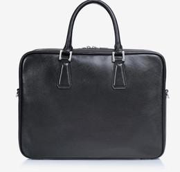 Men leather tote bags online shopping - cowhide leather bag the best handbag for man real leather shoulder bag