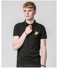Wholesale casual shirt designs england for sale - Group buy New Casual Shirt Design Rose Floral Printed Summer Mens Shirt Turn Down Collar Shirt Men Plus Size M XL