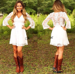 Plus Size Wedding Reception Dresses Sleeves Online Shopping ...