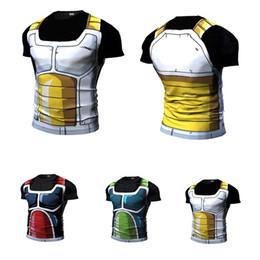 7f03f8ef4 NEW Dragon Ball Z Unisex T Shirts Sports Jerseys Casual Goku 3D T Shirt DBZ T  Shirts Tees Anime Tee Shirts Super Saiyan