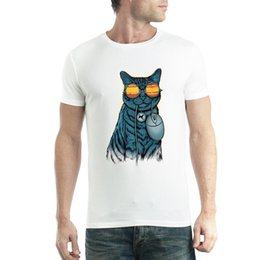 Cat Mouse No Dogs Mens T-shirt XS-5XLBrand Cotton Men Clothing Male Slim  Fit T Shirt 15ee89b26a36