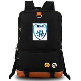 8f669d7af974 Israel daypack Jews country team school bag Strong race Football badge day  pack Computer rucksack Sport schoolbag Outdoor backpack