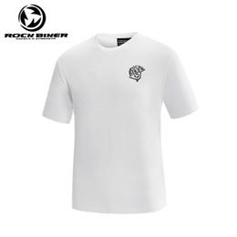 b027c85d5 New model ROCK BIKER Running T-Shirt men s shirts Motorcycle short T-shirt  Cycling Wear bike shirts sports cotton short-sleeve