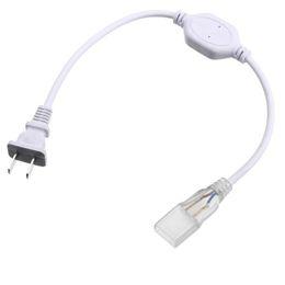 Power suPPly Plug adaPters online shopping - 110V V EU US Power Supply Lighting Transformer driver for LED Strips US EU Power plug Adapter Accessories