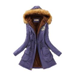 $enCountryForm.capitalKeyWord UK - Autumn Parkas Winter Jacket Women Coats Female Outerwear Casual Long Down Cotton Wadded Lady Woman Fashion Warm