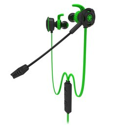 bass pc game 2019 - HFES New PLEXTONE G30 PC Gaming Headset With Microphone In Ear Bass Noise Cancelling Earphone With Mic For Phone Compute