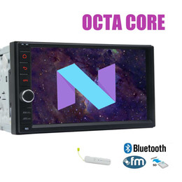 $enCountryForm.capitalKeyWord Canada - 7'' Android 7.1 Car Stereo Radio Double 2Din GPS Navigation In Dash Car No DVD CD Player 2GB+32GB Octa Core Bluetooth Touchscreen