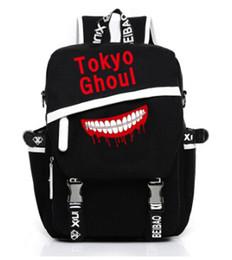 Tokyo ghoul bags online shopping - Anime Tokyo Ghoul Satchel Backpack School Bags Student Gift