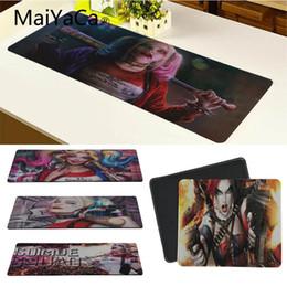 a9e80436828b Wholesale Gaming Mats Australia - MaiYaCa Beautiful Anime Harley Quinn  Office Mice Gamer Soft Mouse Pad