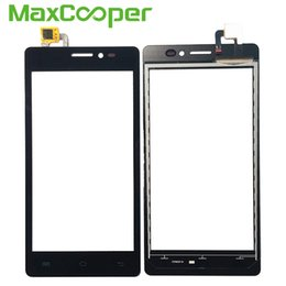 "touch screen digitizer prestigio UK - High Quality 5.0""For Prestigio MultiPhone PSP3503 PSP 3503 DUO Touch Screen Digitizer Touchscreen Sensor Replacement Black Color"