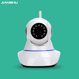 Gsm Camera Alarm Australia - 2MP P2P Wifi IP cameras compatible with 3g gsm wifi alarm system two way audio 1080p HD Wireless PTZ cameras