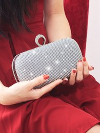 high end hand bags NZ - 2019 new hot selling, Diamond insert bags, High-end hand bags, dinner parties, general gifts, good friends.