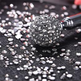 $enCountryForm.capitalKeyWord Australia - Fashion Nail Art Rhinestones Glitter Diamonds Tips Mixed 3D Tips DIY Decoration nail powder sticker nails accessoires tool 2019