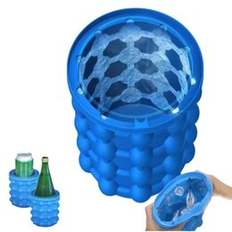 China New Ice Cube Maker Genie The Revolutionary Space Saving Ice Cube Maker Ice Genie Kitchen Tools suppliers