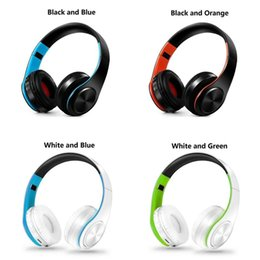 Apple Tablets For Sale NZ - 2018 Hot sale Portable for apple headphones Foldable Bluetooth headphones sport headband bluetooth headphones For Phones,Tablets,PC