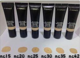 Discount ml control - 6pçs lote Nova Maquiagem PREP + PRIME BB COLOR CORRIGIR SPF 35 PA +++ CREME 30 ML 4 Diferentes cores