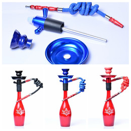 Good Wholesale Pipes Australia - Good Colorful Hookah Shisha Smoking Pipe Accessories Adapter Conversion For Many Bottles Innovative Design High Quality DHL Free
