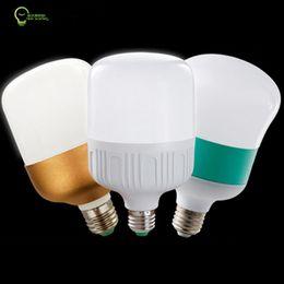 $enCountryForm.capitalKeyWord Australia - LED cylinder light for energy saving white dimmable high brightness E27 power economic bulbs led lamp