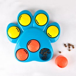ball claw free shipping Canada - 2018 New Training Dog Toy Interactive Puzzle Toy Claw Size High Quality Pet Toy 2 Sizes Free Shipping
