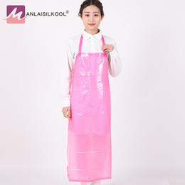 Discount japan kitchen - New Aprons Simple Japan Style Uniform Unisex Adult Aprons for Woman Men Male Lady's Kitchen Cooking Accessories
