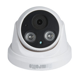 $enCountryForm.capitalKeyWord UK - Hamrolte ONVIF IP Camera Hi3518E 960P 720P Dome Indoor Nightvision CCTV Camera Internal Mic Audio Record H.264+ Remote Access