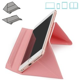 Magic brown online shopping - Newest Mulit function Magic Stand For Phone Book Tablet PC Mobile Phone Notebook With Retail Box